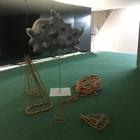 Exibition  Center Niemeyer Paris 2019