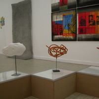 "Center art plastic Abert Chanot 2010, "" Les 4z'arts, Clamart"""