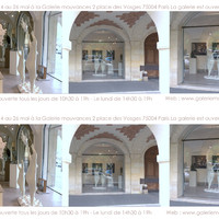 Exhibition at the gallery Sylvie autef