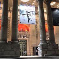 """Exhibition Grand Palais """"comparaisons"""" Paris."""