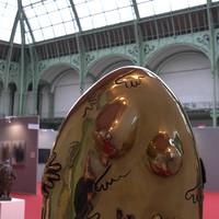 """Exhibition Grand Palais """"comparaisons"""" Paris, 2014."""