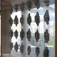 prix Jean Arp 1986 visible en permanence au conservatoire Henri Dutilleux de Clamart